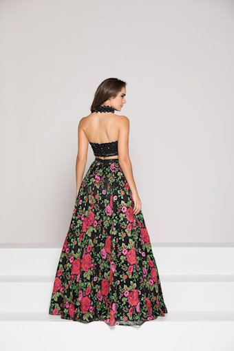 Colors Dress Style 1827