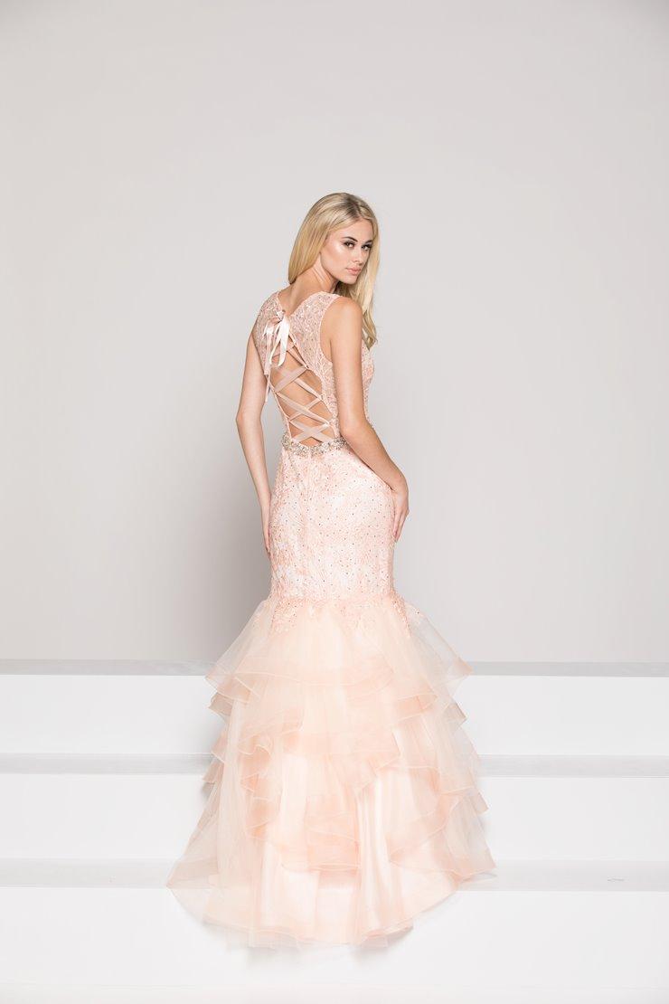Colors Dress 1829