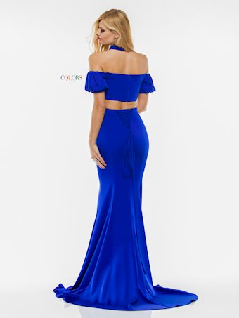 Colors Dress Style #1840