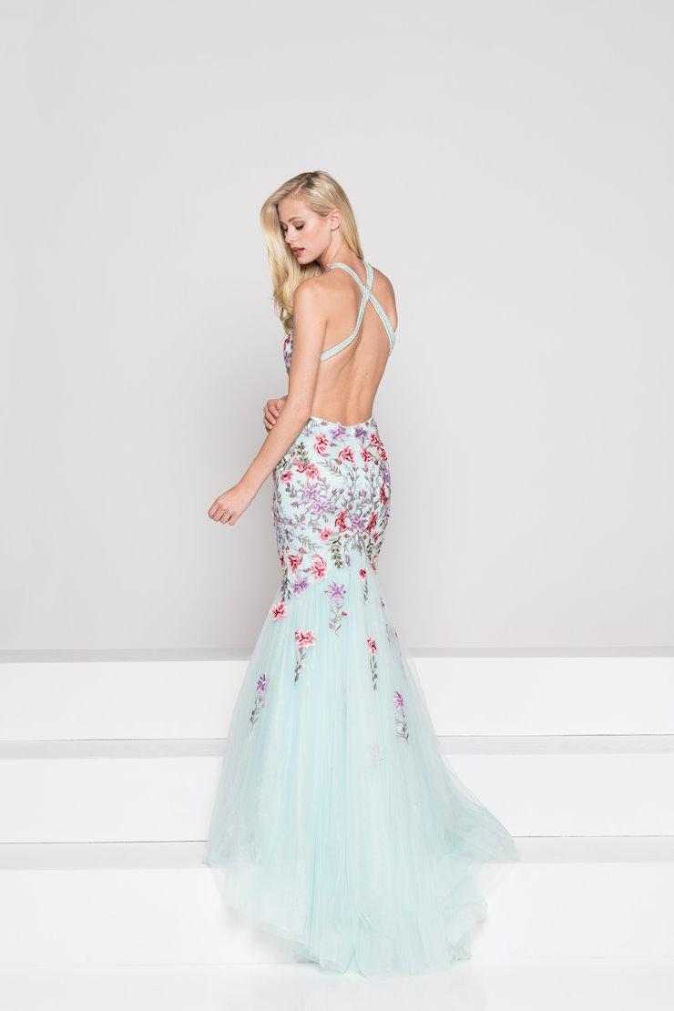Colors Dress 1843