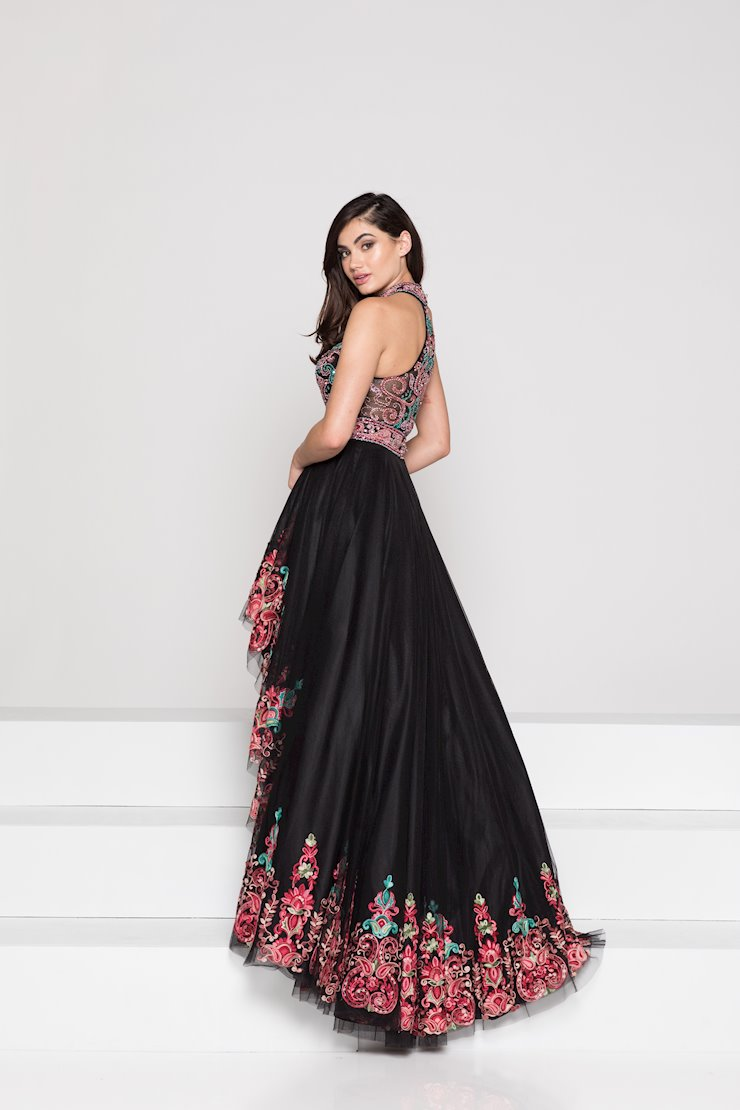 Colors Dress 1853