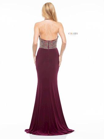 Colors Dress Style #1908