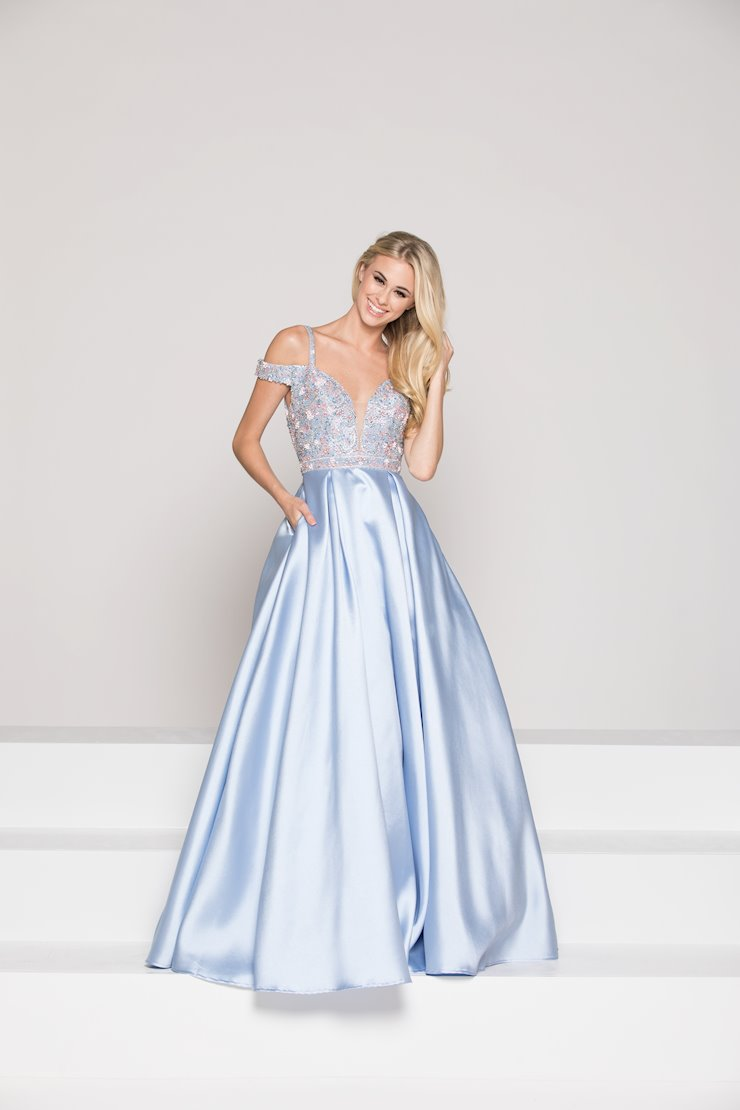 Colors Dress - 1948 | Serendipity Prom