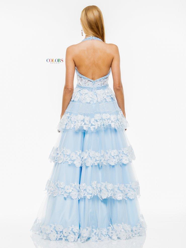 Colors Dress 1960