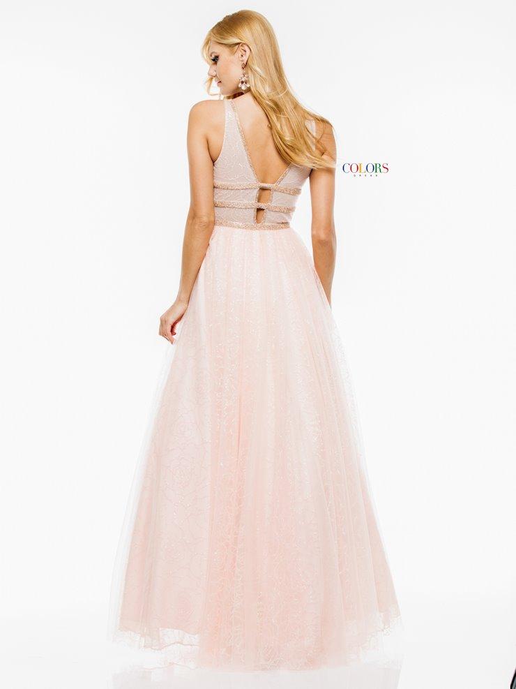 Colors Dress Style #1967