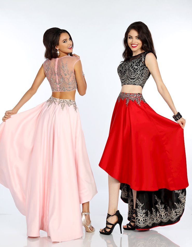 Envious Couture Prom 18029