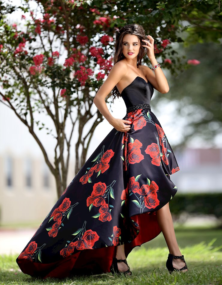 Envious Couture Prom 18033