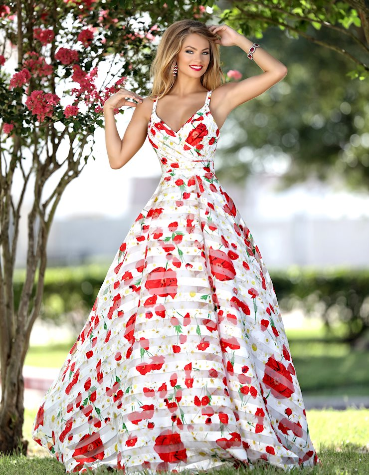 Envious Couture Prom 18136