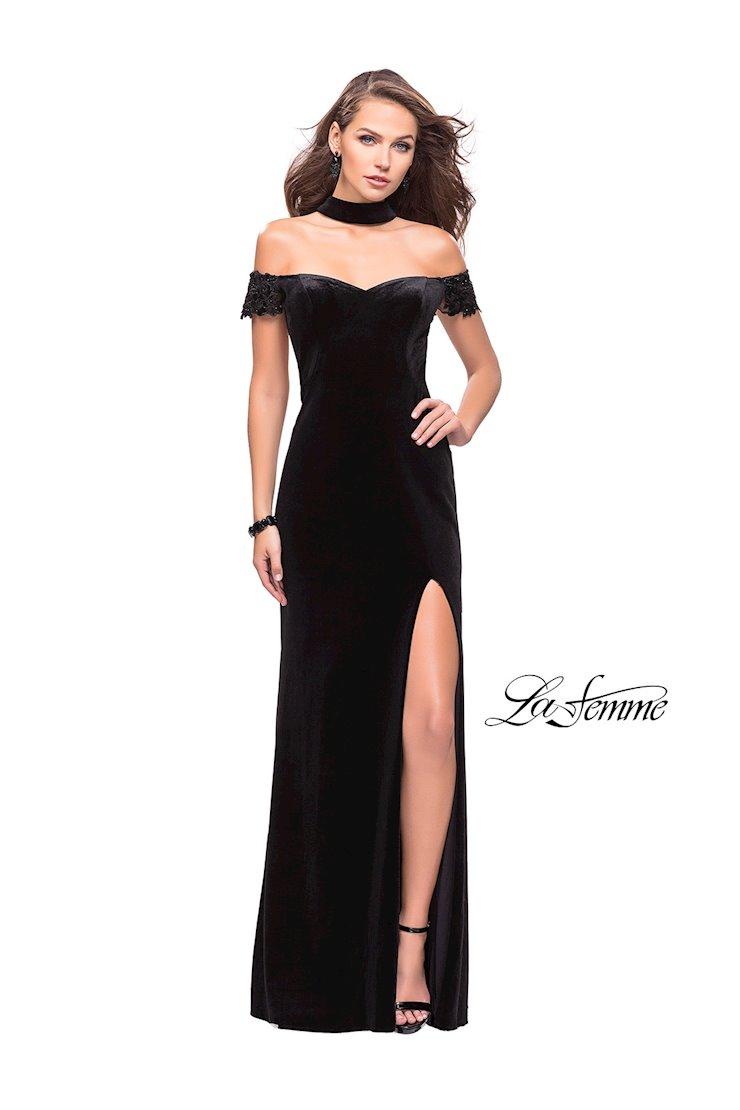 La Femme Style #25937 Image