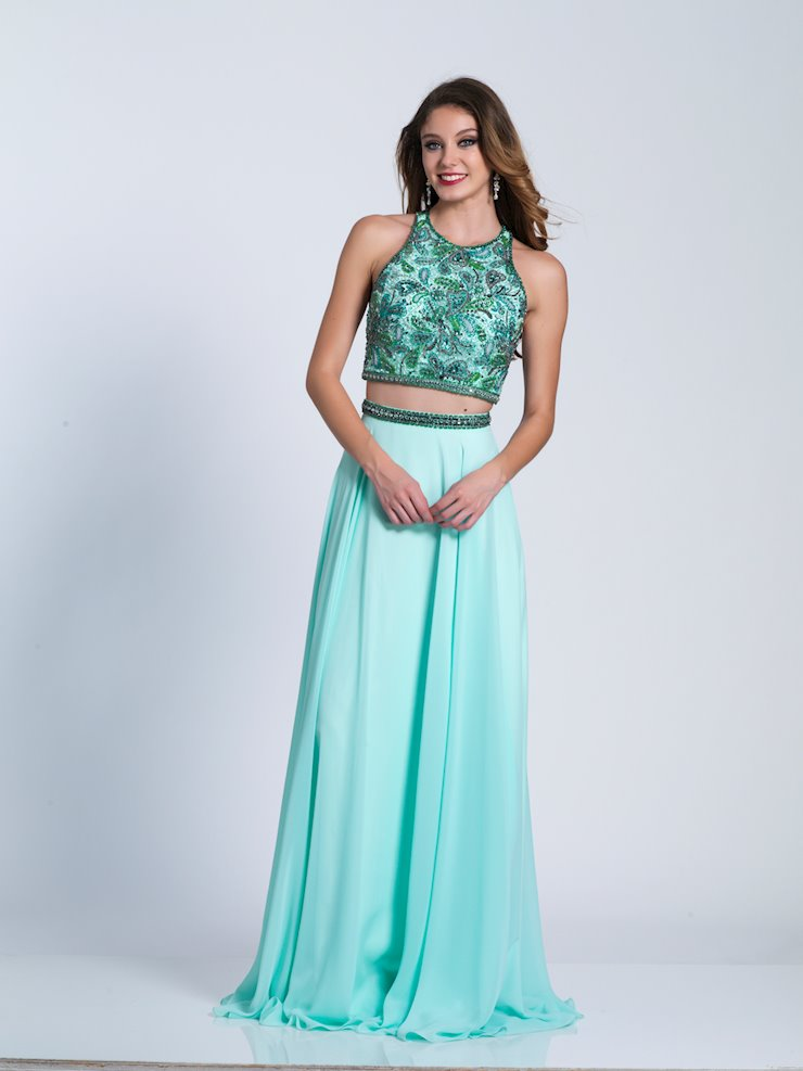 Dave & Johnny Prom Dresses 3341