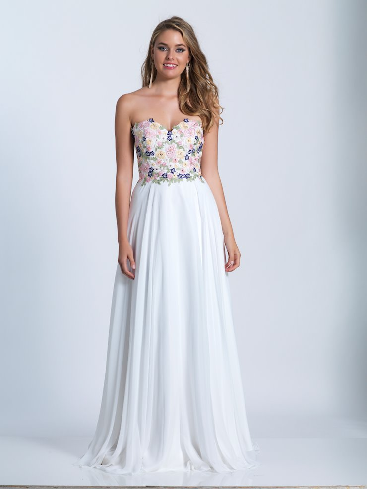 Dave & Johnny Prom Dresses 3562