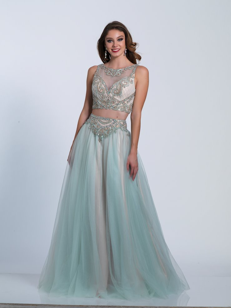 Dave & Johnny Prom Dresses A4165