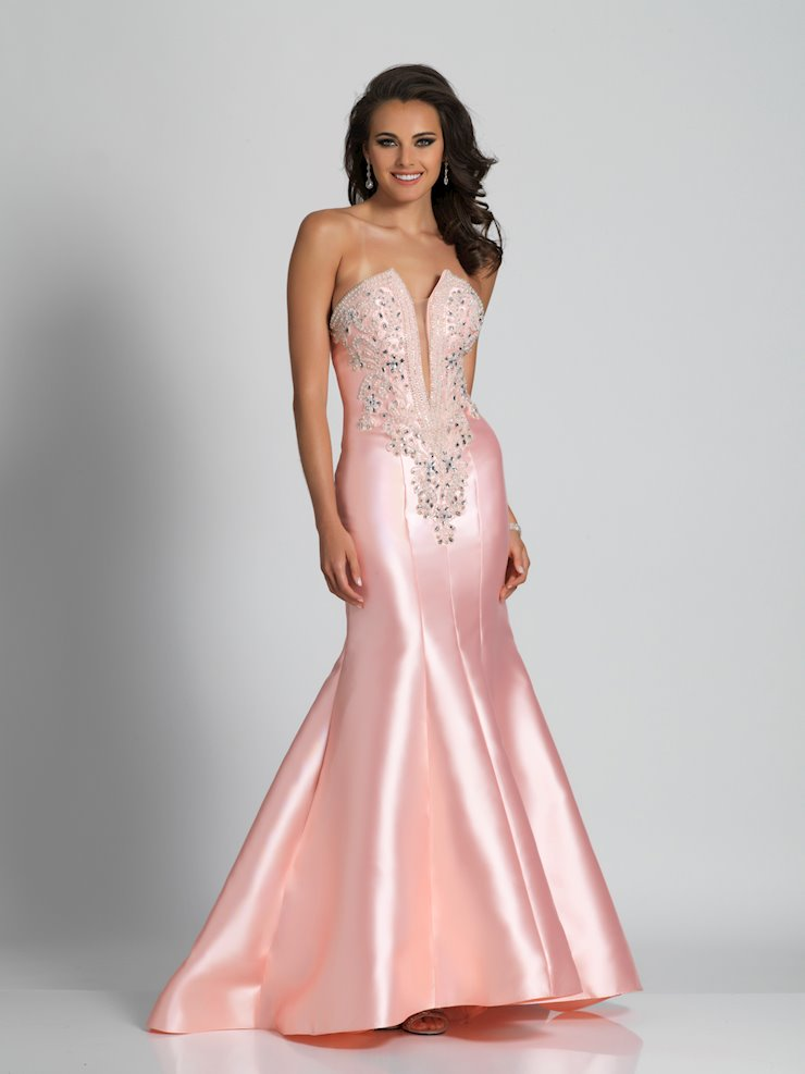 Dave & Johnny Prom Dresses A6453