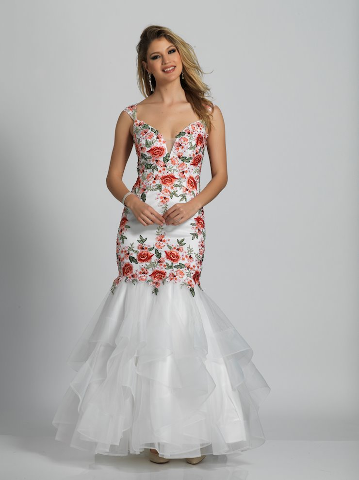 Dave & Johnny Prom Dresses A6489