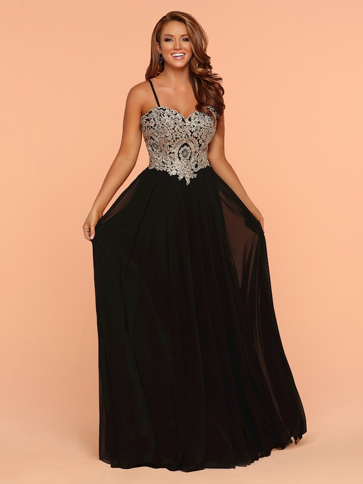 Sparkle Prom Style #71802 Image