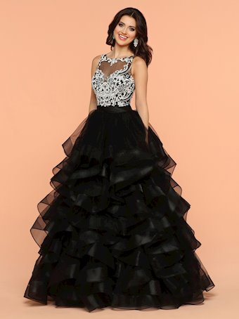 Sparkle Prom Style #71808