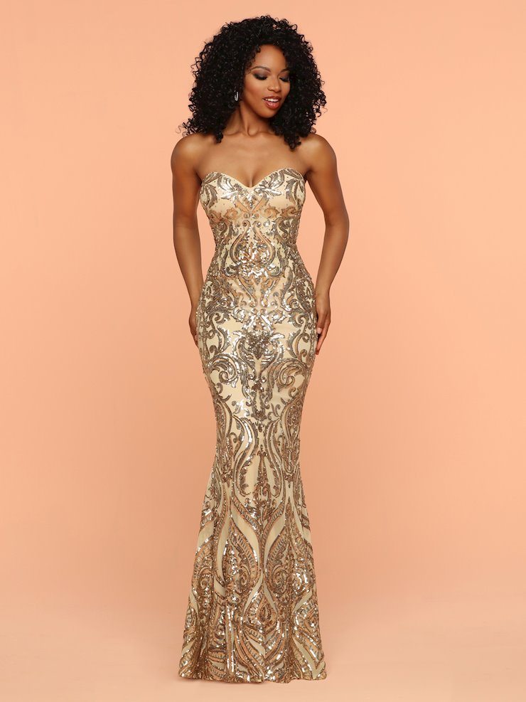 Sparkle Prom Style #71832 Image