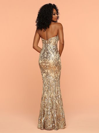 Sparkle Prom Style #71832