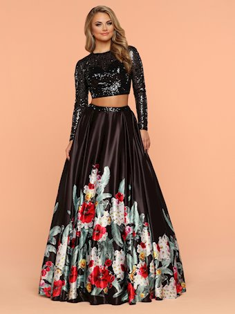 Sparkle Prom Style #71901