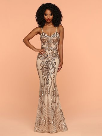 Sparkle Prom Style #71905