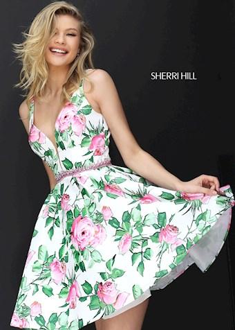 Sherri Hill Style #50498