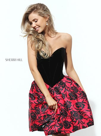 Sherri Hill Style #50578