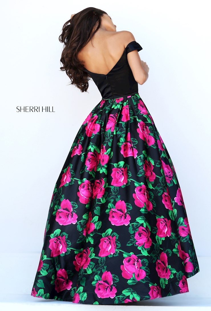 Sherri Hill Style #50715