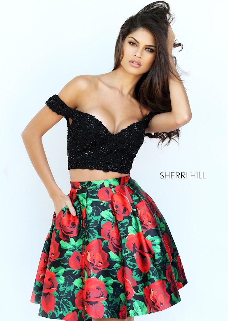 Sherri Hill Style #50774