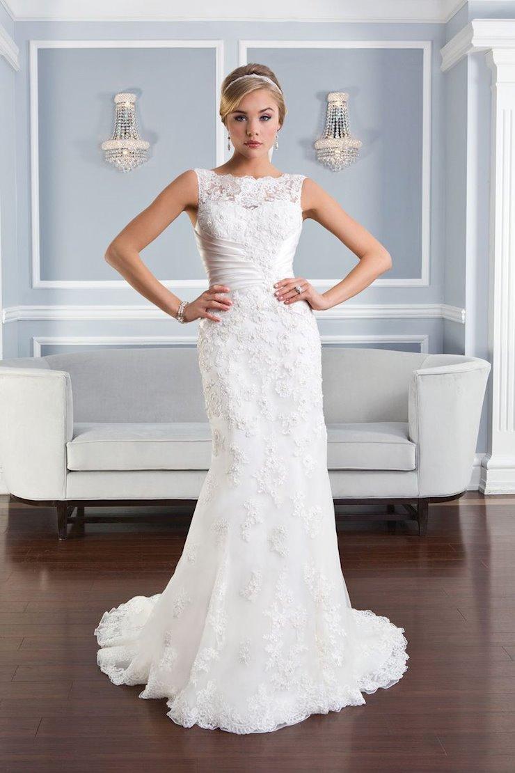 Lillian West Bridal 6332