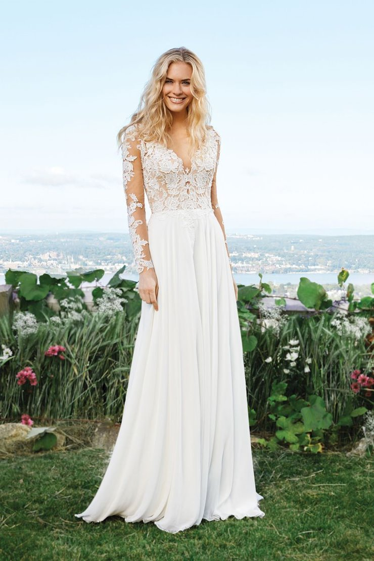 Lillian West Bridal #6422