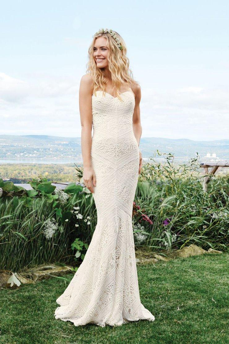 Lillian West Bridal 6425