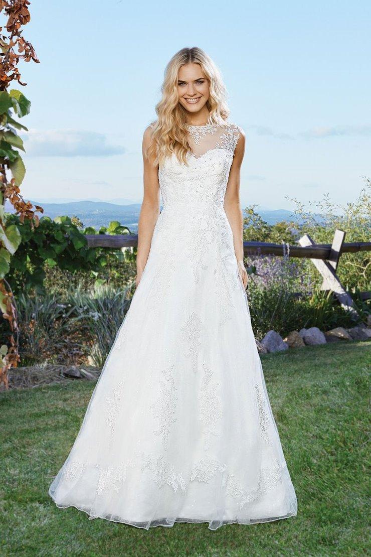 Lillian West Bridal 6432