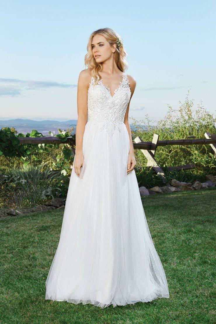 Lillian West Bridal 6433