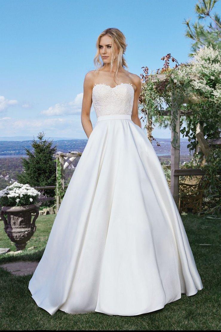 Lillian West Bridal 6440