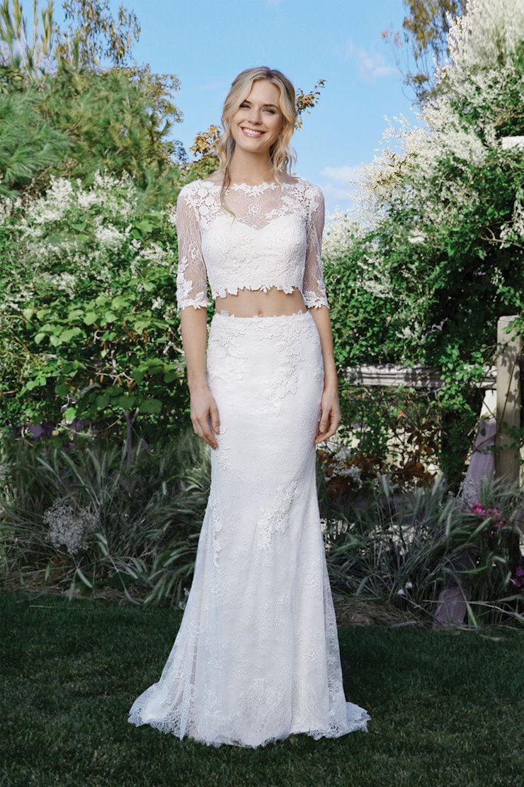 Lillian West Bridal #6441