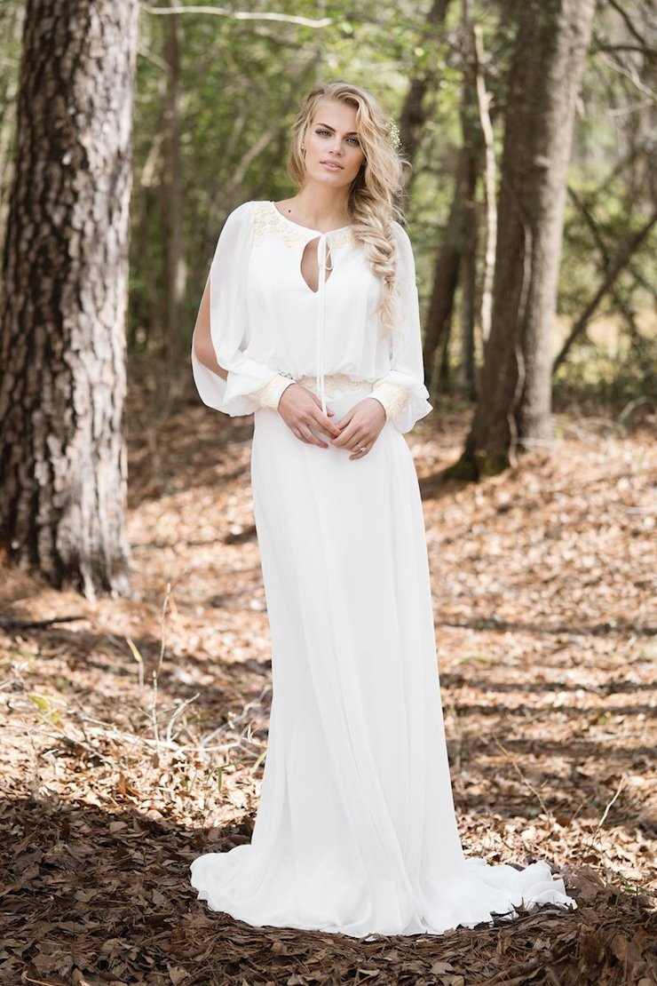 Lillian West Bridal #6446