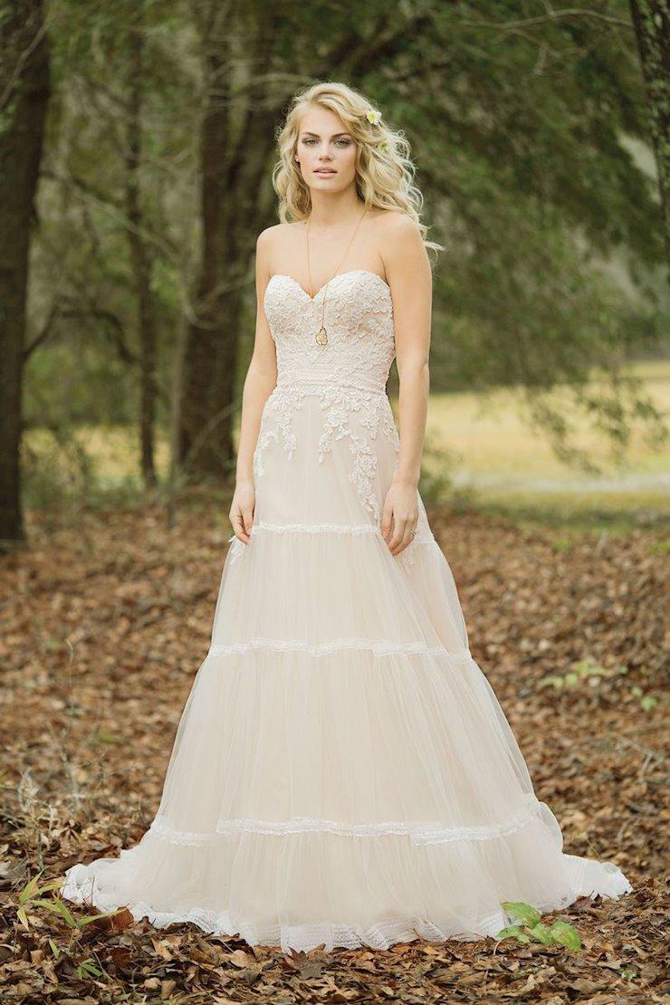 Lillian West Bridal 6451