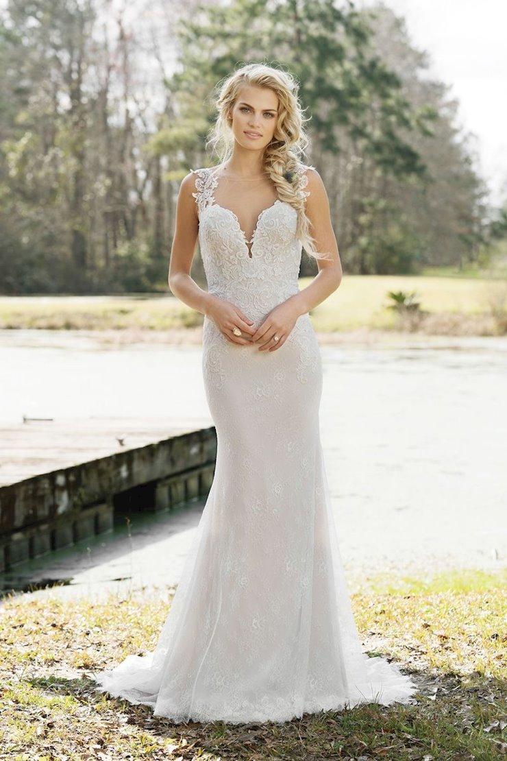 Lillian West Bridal 6452