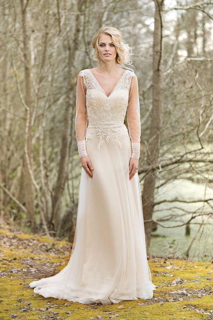 Lillian West Bridal 6453