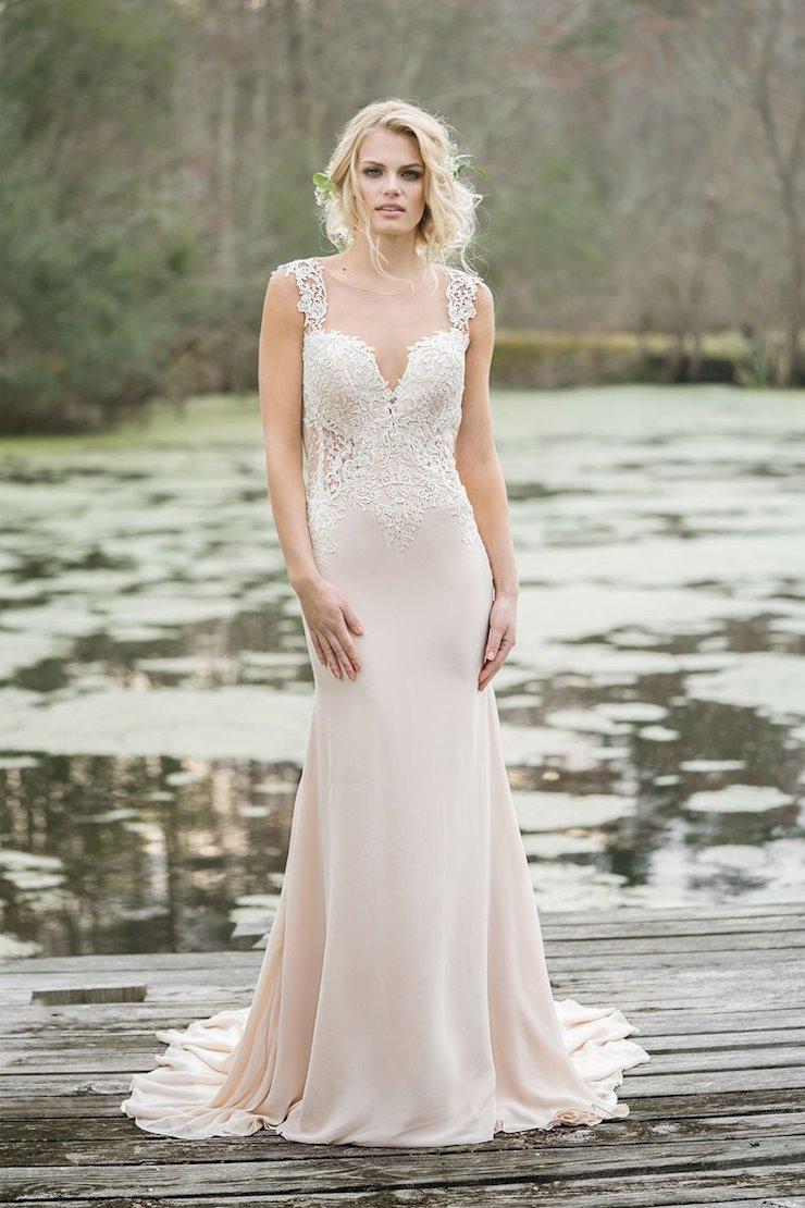 Lillian West Bridal 6454
