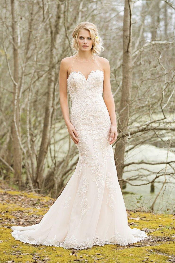 Lillian West Bridal 6456