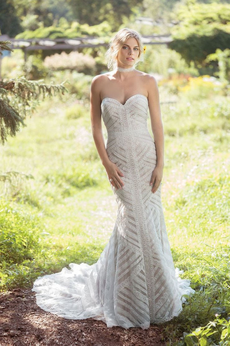 Lillian West Bridal #6492