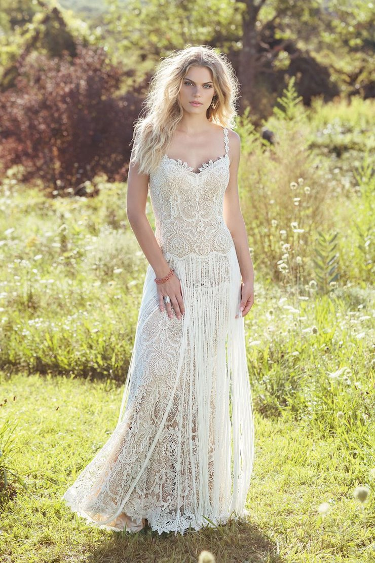 Lillian West Bridal #6495