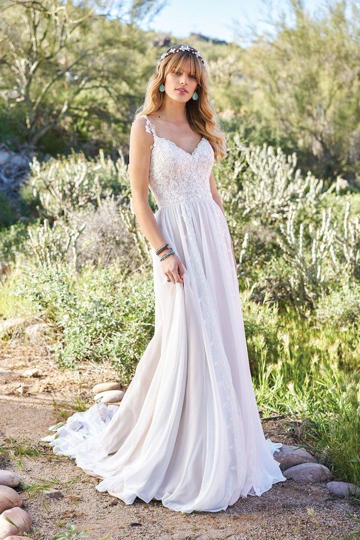 Lillian West Bridal 6510