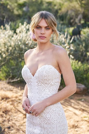 Lillian West Bridal 6513