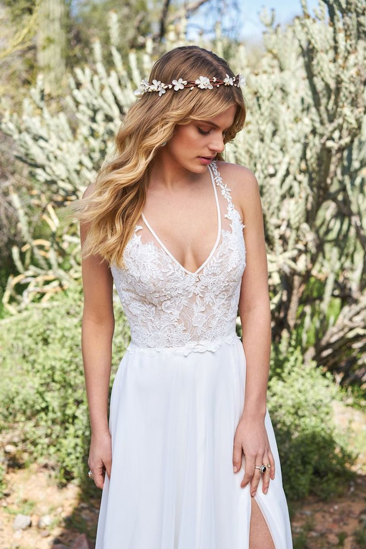 Lillian West Bridal 6515
