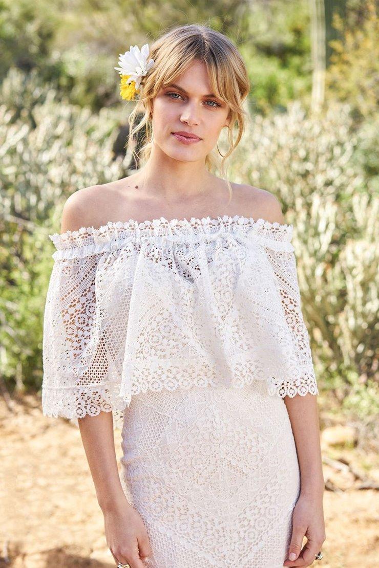 Lillian West Bridal Style #6516