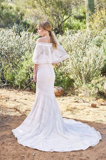 Lillian West Bridal Style #6516
