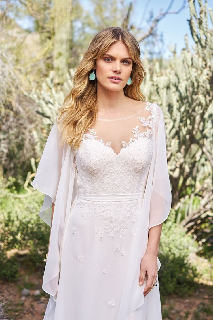 Lillian West Bridal 6517