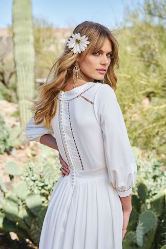 Lillian West Bridal Style #6518